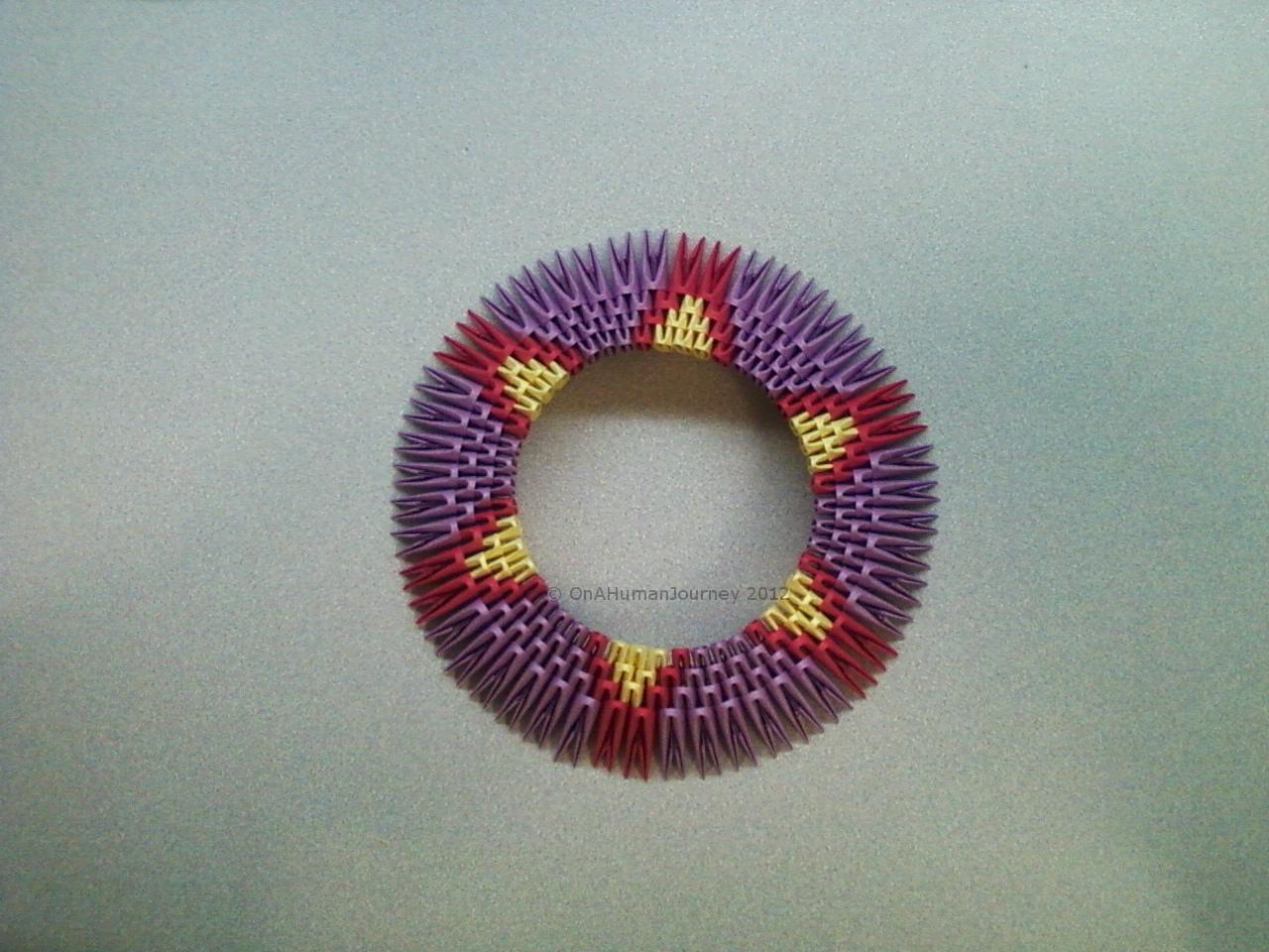Simple 3D Origami Vase - Tutorial • Art Platter | 960x1280